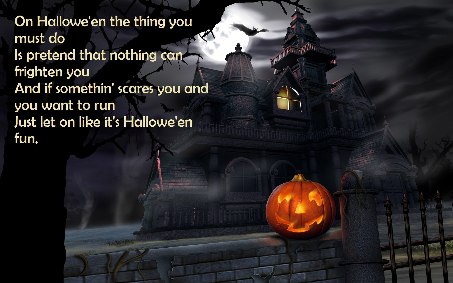 Happy Halloween Messages & SMS For WhatsApp & Facebook