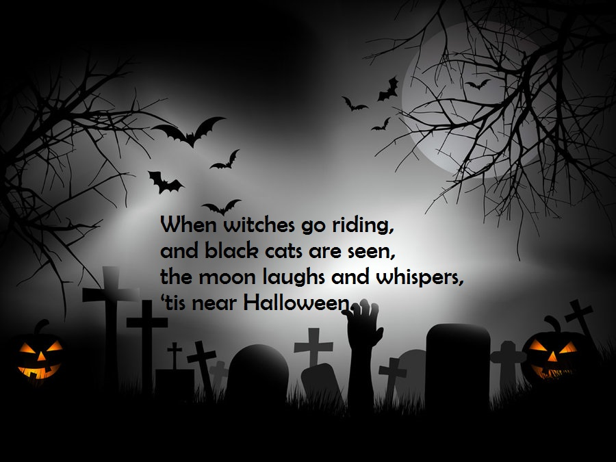 Happy Halloween Wishes Quotes, Sayings & Slogans