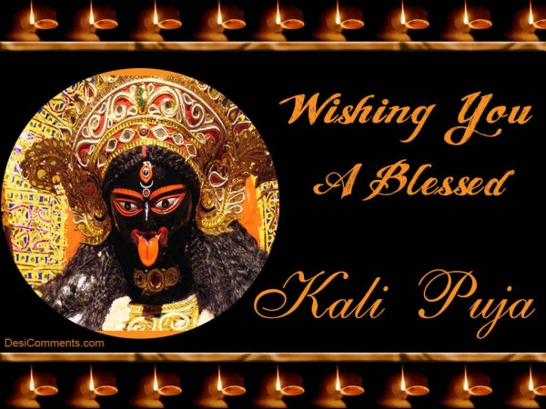 Happy Kali Chaudas Wishes Images