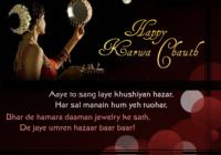 Happy Karwa Chauth Wishes Greeting Cards, Ecards, Images & Pictures English