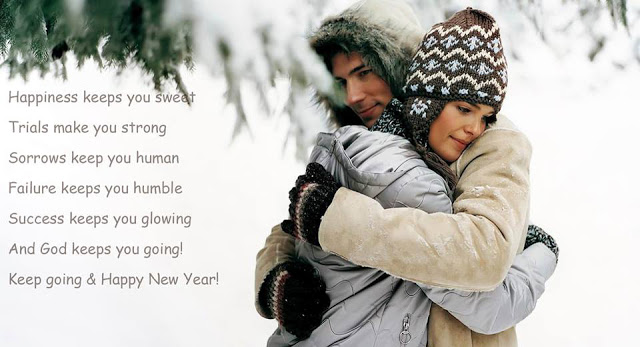 Happy New Year 2021 Free Ecard For Wife & Husband