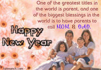 Happy New Year 2017 Greeting Card, Image, Picture & Photos For Family
