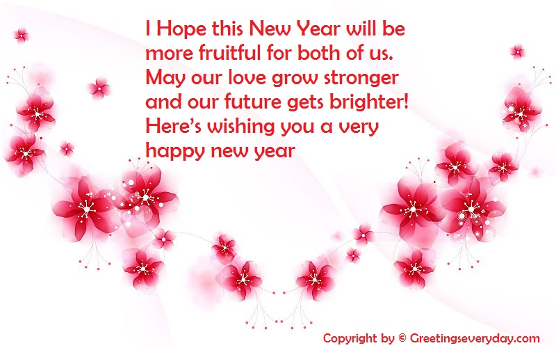 happy new year 2018 sms for boyfriend