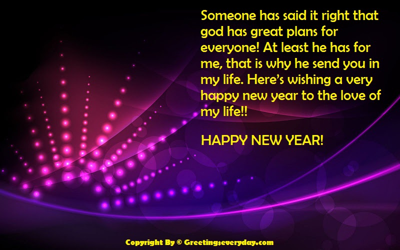 Happy New Year 2019 Messages For Girlfriend