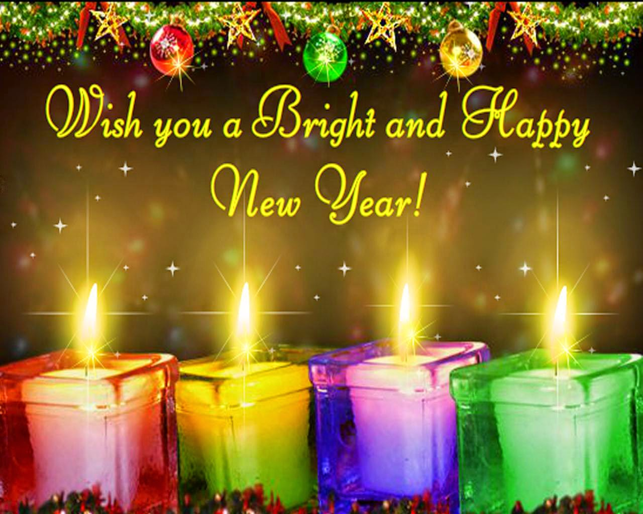 happy new year 2018 wishes picture for friend
