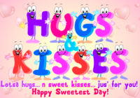 Happy Sweetest Day Wishes Greeting Card, Free Ecard, Image & Picture For Boyfriend & Girlfriend