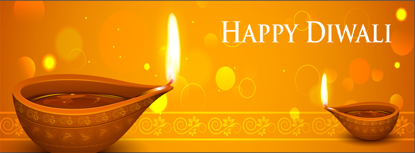 Happy diwali wishes facebook cover hd photos images