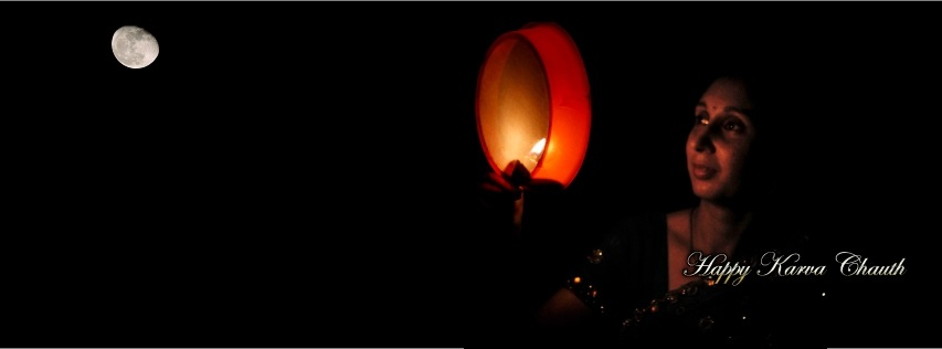 Karva Chauth FB Cover Pictures