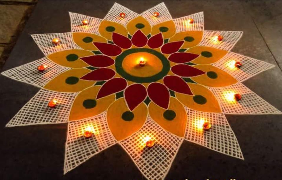 Rangoli Designs Ideas