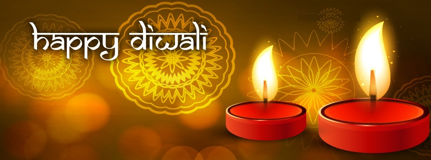 happy diwali hd facebook cover pictures