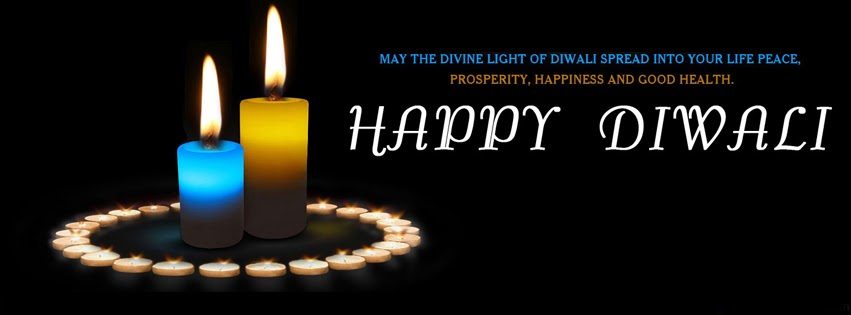 happy diwali wishes facebook profile cover photo
