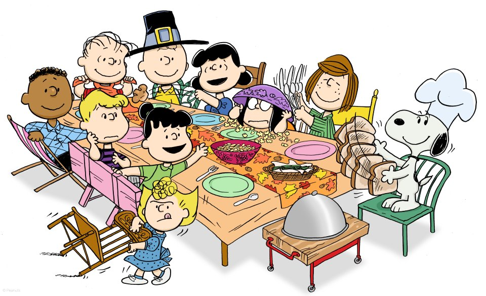 Charlie Brown Thanksgiving Images Free