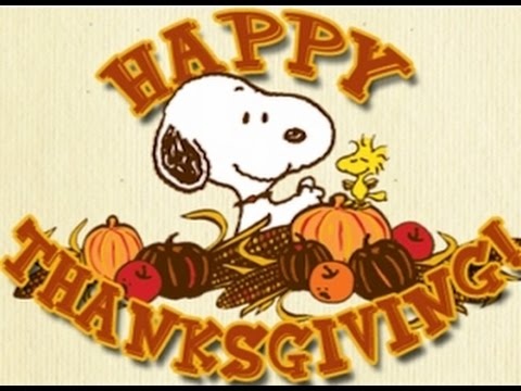 Charlie Brown Thanksgiving Images