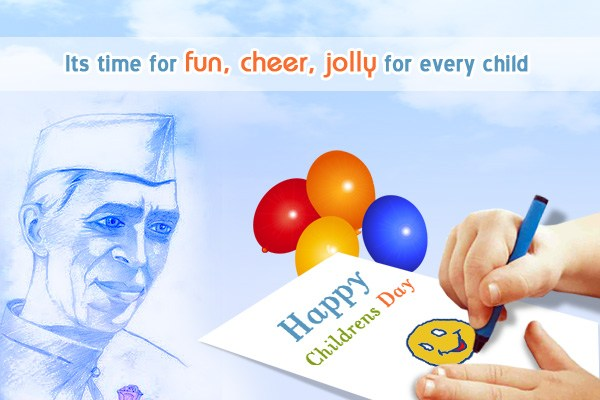 Children's Day Speech & Essay in English, Hindi, Marathi, Urdu, Malayalam, Tamil & Gujarati