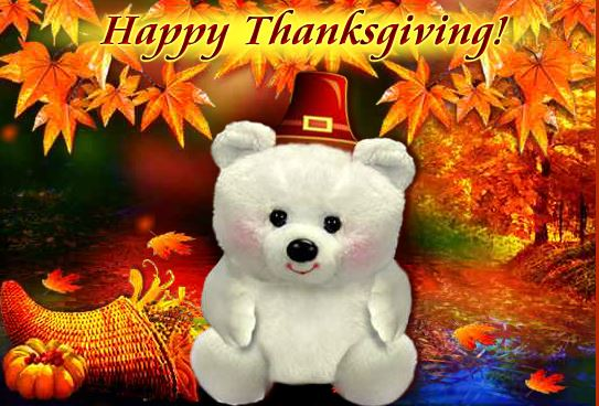 Download Free Happy Thanksgiving Day Greeting Cards