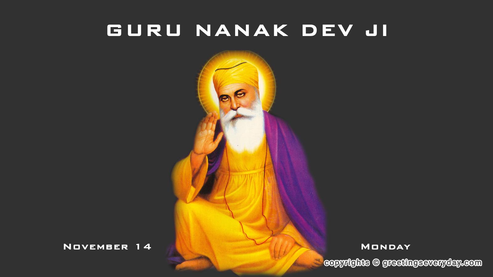 guru nanak jayanti Gurunanak jayanti also known as gurpurab (sikh guru nanak birthday) will be celebrated on 23rd november in 2018 more information on guru nanak jayanti.