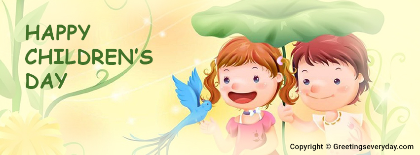 Download Happy Children's Day Free Banners