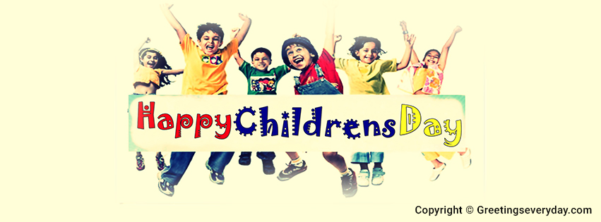 Download Happy Children's Day Free Banners For Google+