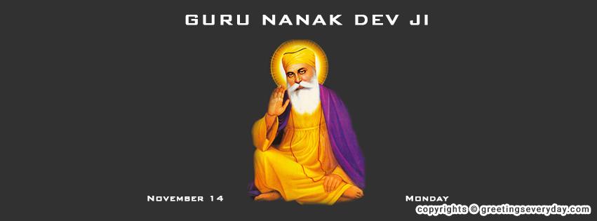 Guru Nanak Jayanti Banners