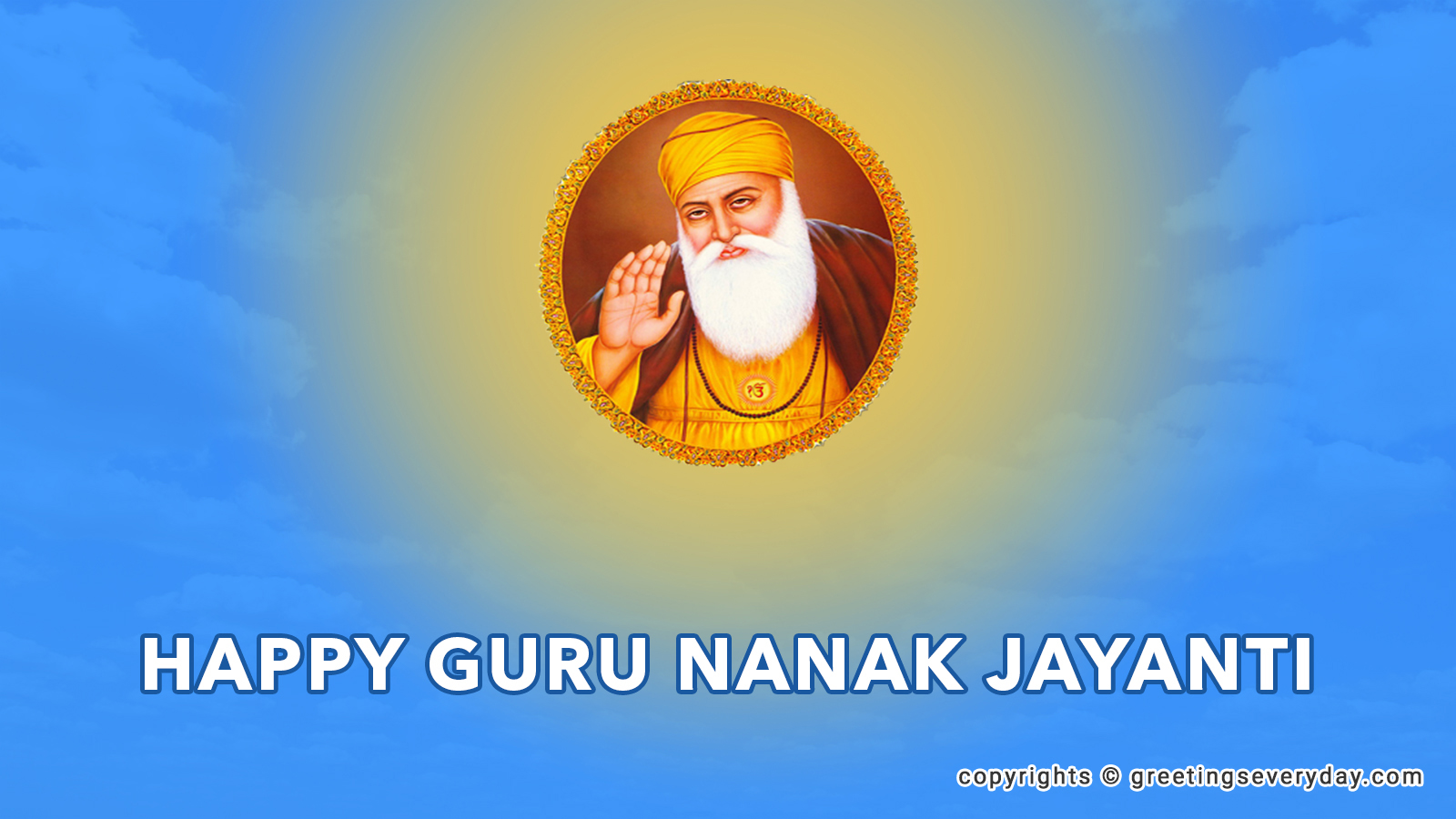guru nanak Who was guru nanak (the man of all milleniums, past, present, and future) we can say without any contradiction that in the 239 years of the guru period (1469-1708) no.