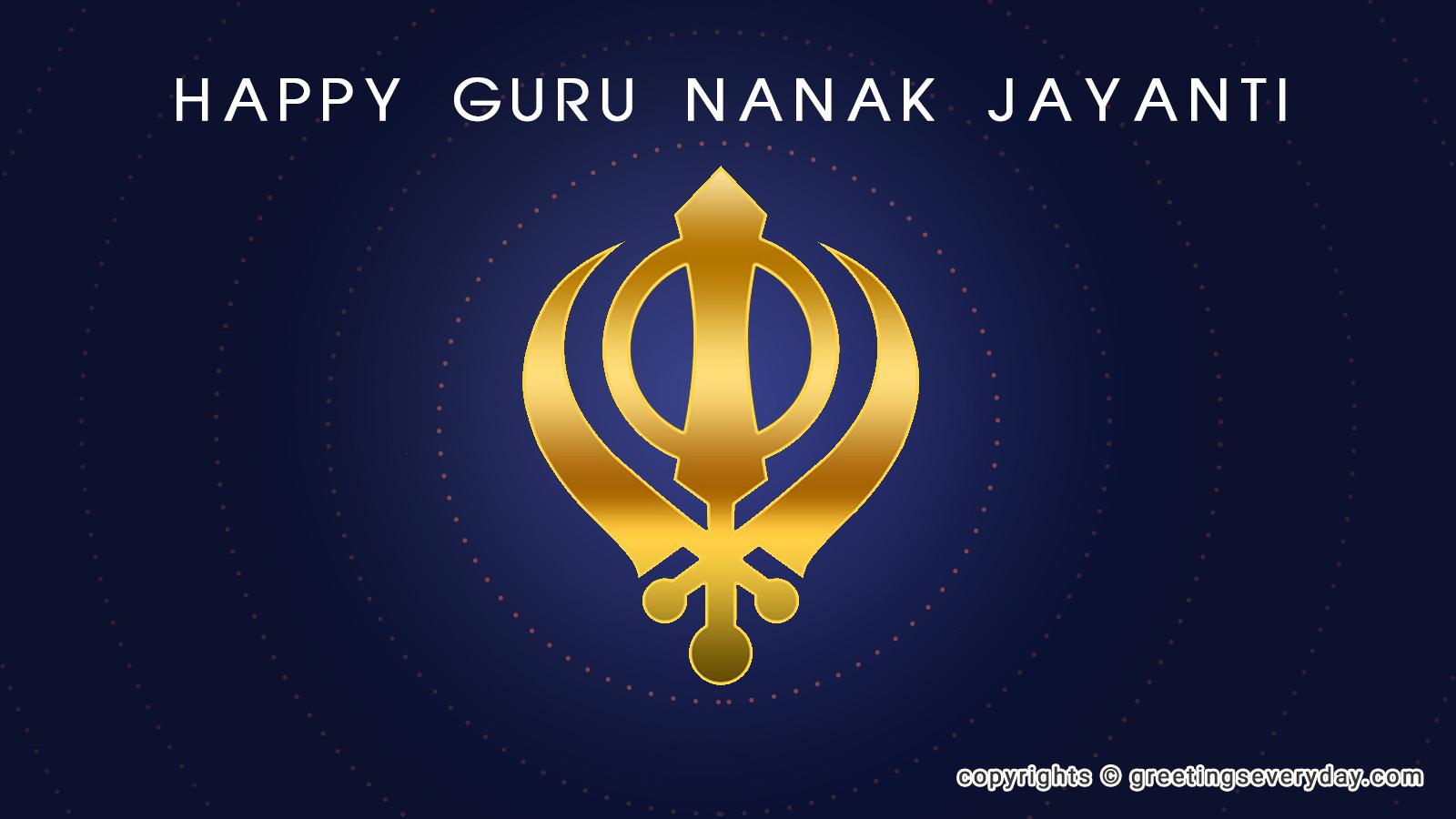 Guru Nanak Jayanti Facebook Cover Photo, Banners & WhatsApp Dp