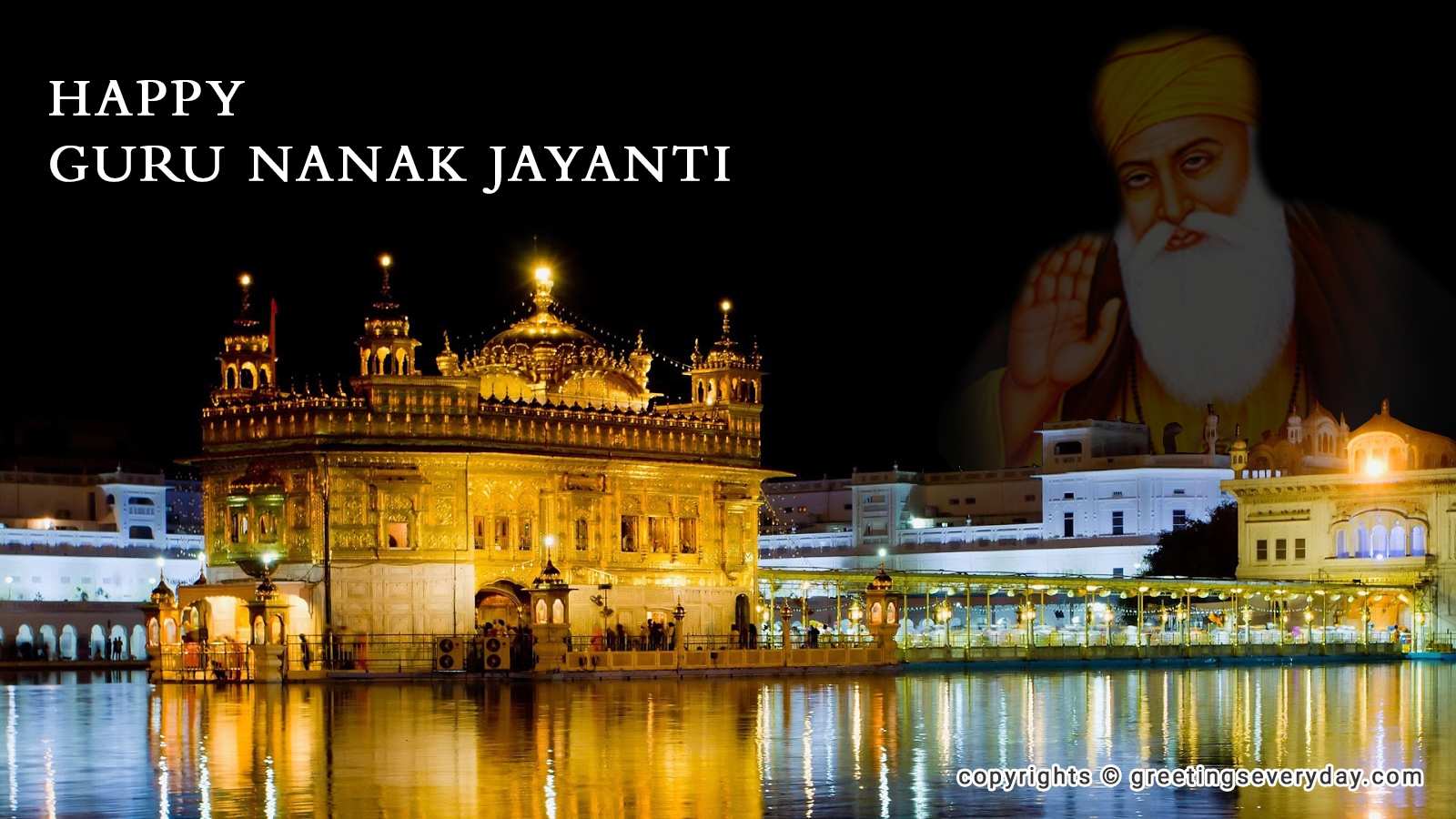 Guru Nanak Jayanti Picture WhatsApp