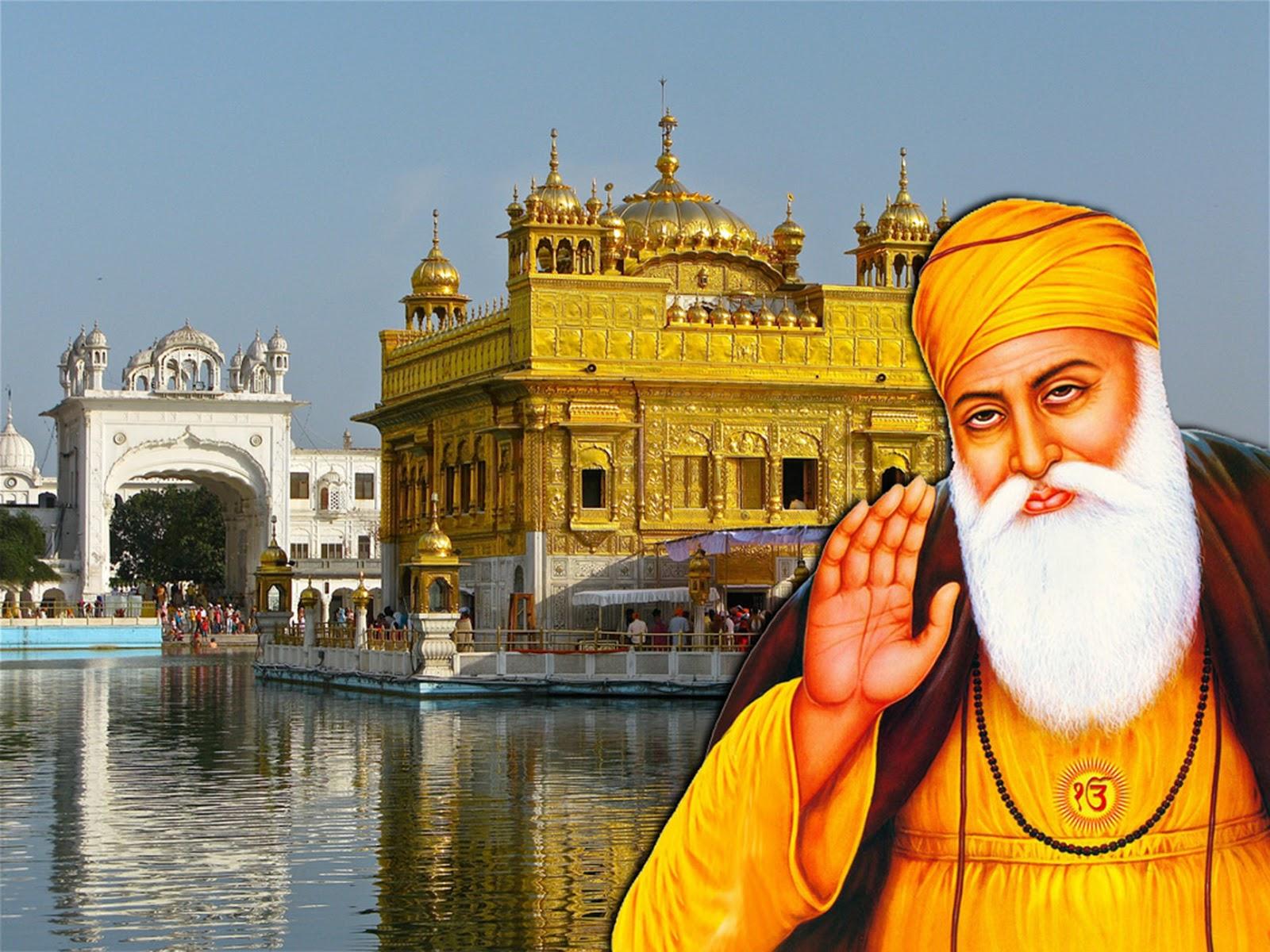 Guru Nanak Jayanti LinkedIn Profile Picture