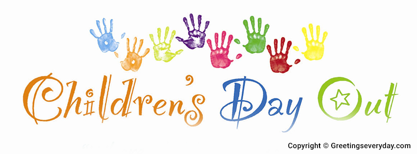 Happy Children's Day HD Banner