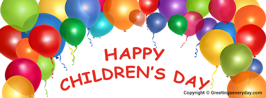 Happy Children's Day 2016 Banners