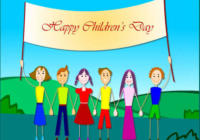 {Best}* Happy Children's Day 2016 Cartoon & Funny Images & Pictures