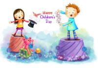 Happy Children's Day 2016 Cartoon & Funny Images