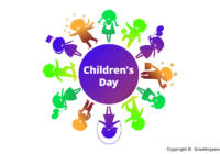 Happy Children's Day WhatsApp Status, Facebook Messages & SMS