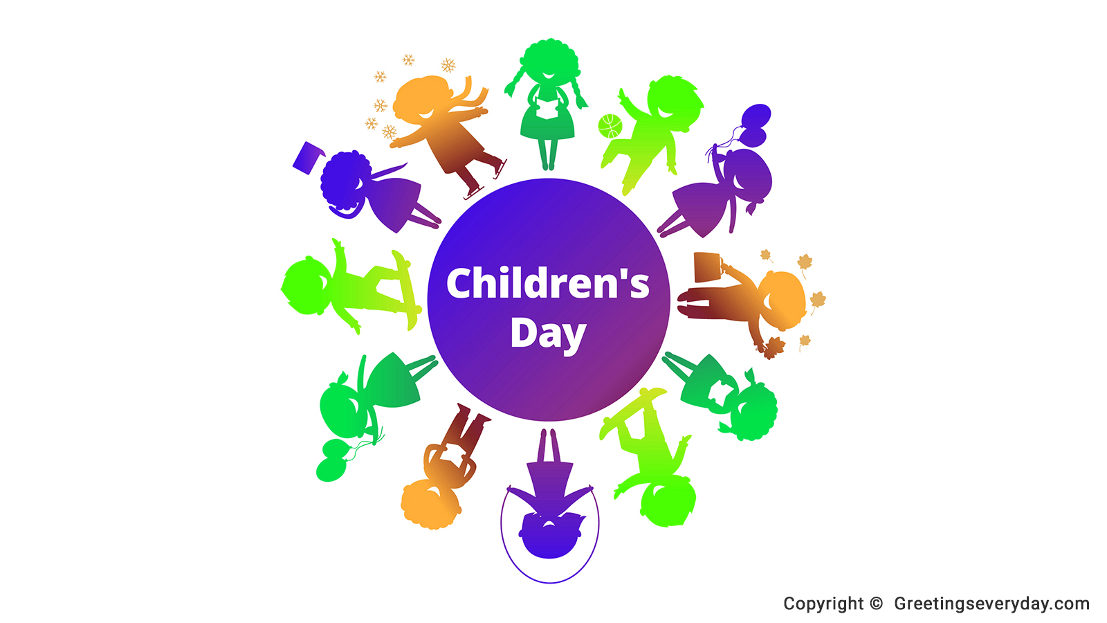 Happy Children's Day 2017 HD Picture