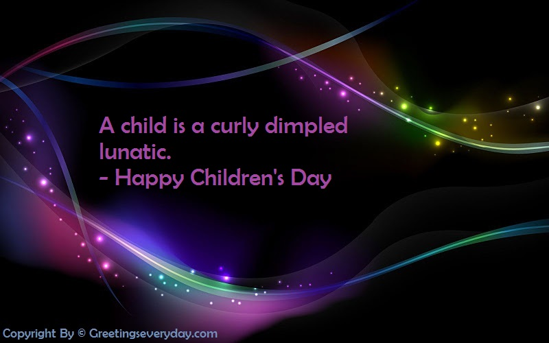 Happy Children's Day 2016 Wishes