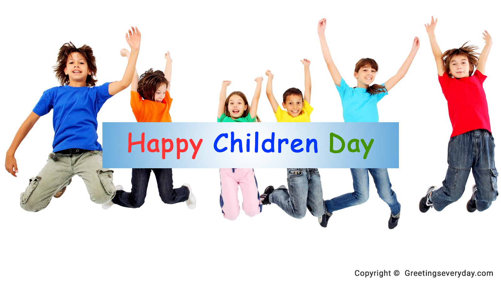 Children's Day 2017 HD Wallpaper