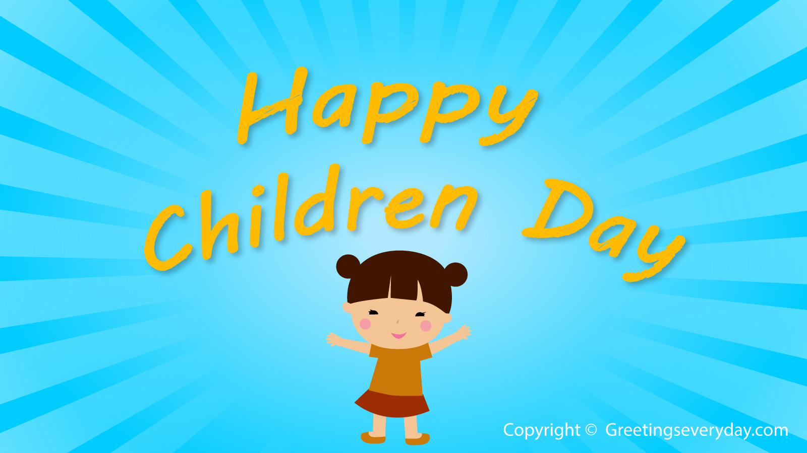 Happy Children's Day 2017 Wallpapers