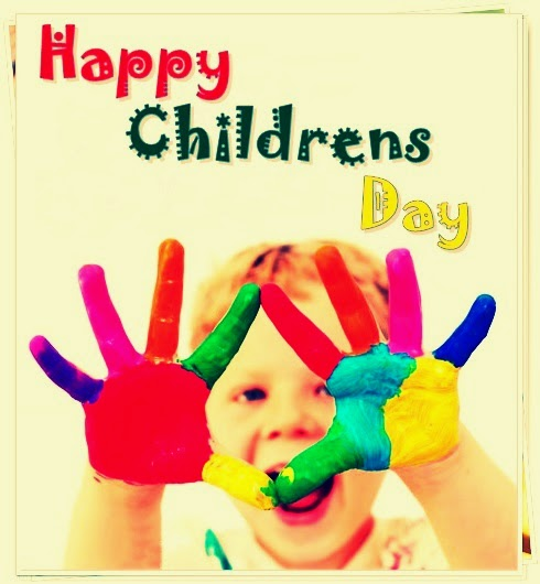 Happy Children's Day Facebook Profile Picture