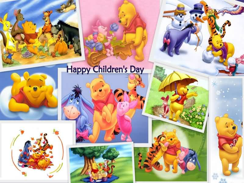 Happy Children's Day Wishes Greeting Cards