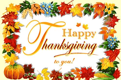 Happy Thanksgiving Day Wishes Greeting Cards & Free Ecards Download