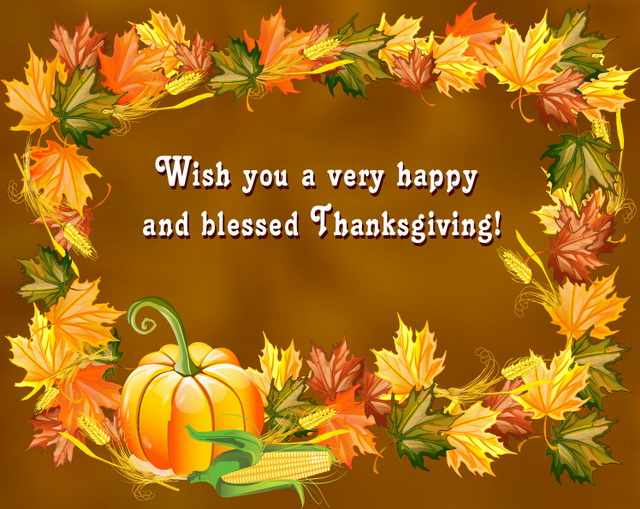 Thanksgiving Messages, Wishes & SMS, WhatsApp & Facebook Status