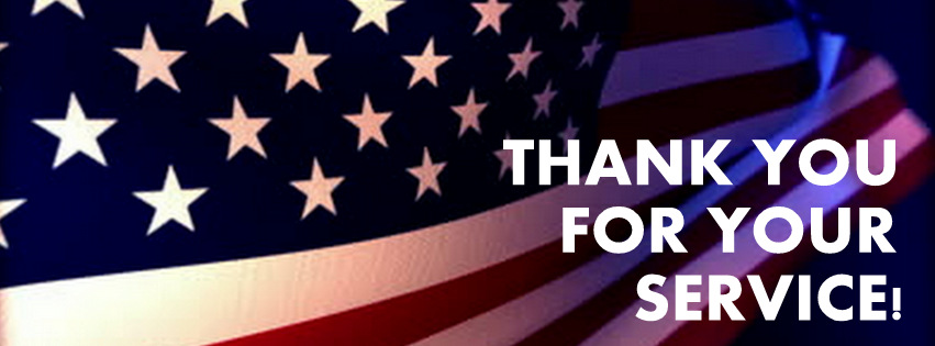 Happy Veterans Day Twitter Cover Picture
