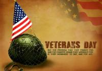 Veterans Day Facebook Cover Photos, Banners & WhatsApp Dp