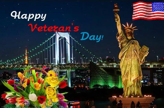 how to wish a veteran happy veterans day