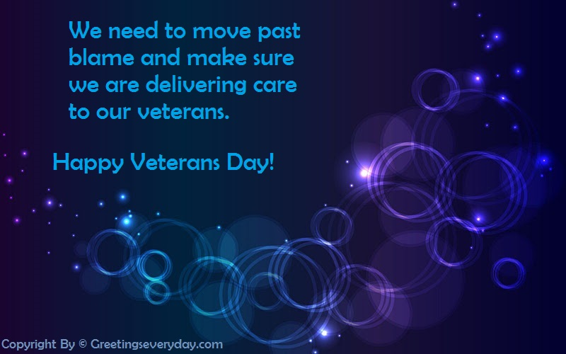 Happy Veterans Day Sayings