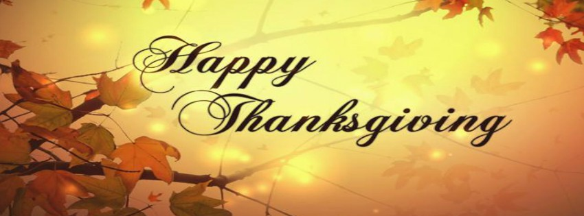 Thanksgiving Day Facebook Cover Photos