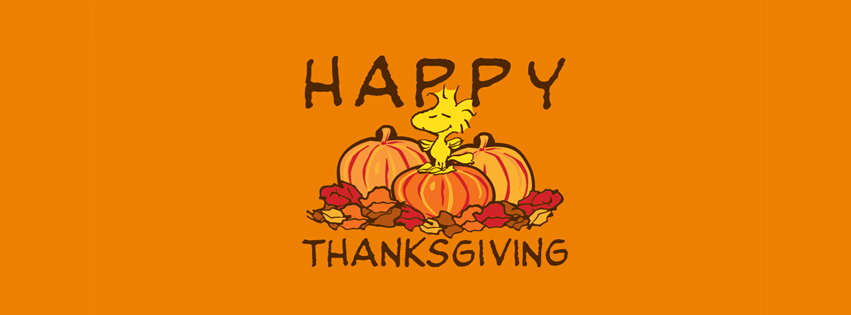 Thanksgiving Day Google+ Cover Photo