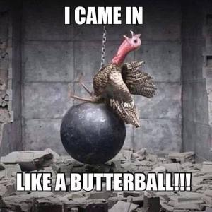 Thanksgiving Turkey Memes
