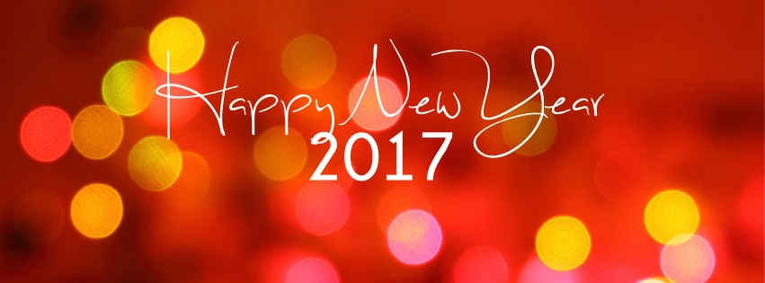 FB Cover Photo For New Year 2018