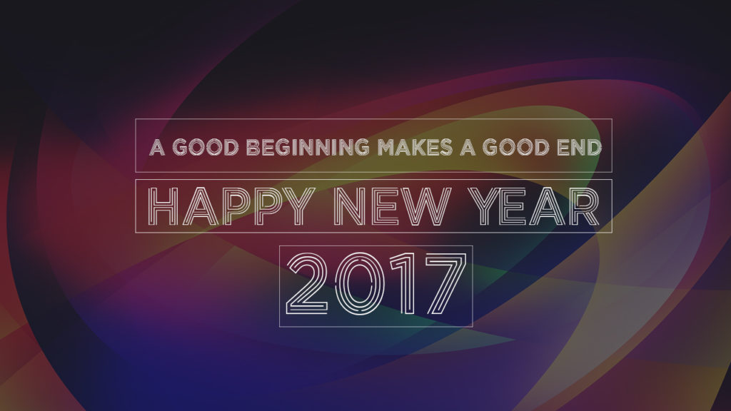 Happy New Year 2017 WhatsApp Photos