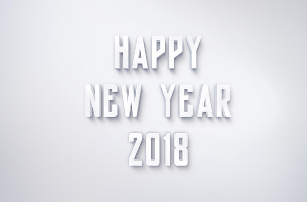 Happy New Year 2018 HD Photos